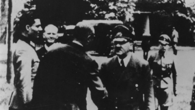 GERMANY-HISTORY-NAZI-ATTEMPT-STAUFFENBERG