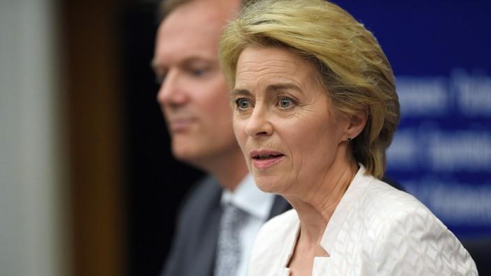 Europa: Neue Chefin, alte Probleme: Ökonomen haben hohe Erwartungen an Ursula von der Leyen als EU-Kommissionschefin.