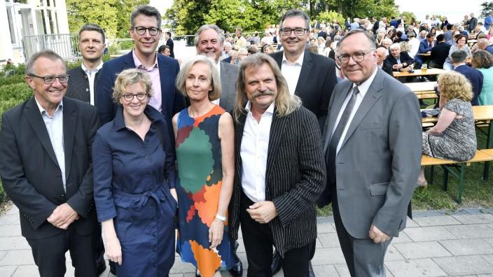 Tutzing, Politische Akademie, Sommerfest