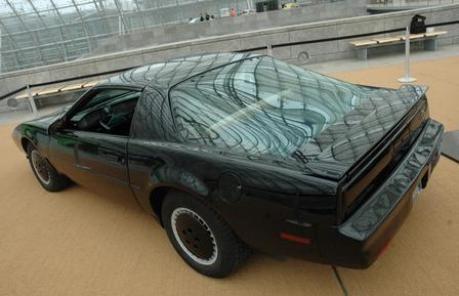 Pontiac TransAm KITT