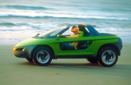 Pontiac Stinger Concept 1989