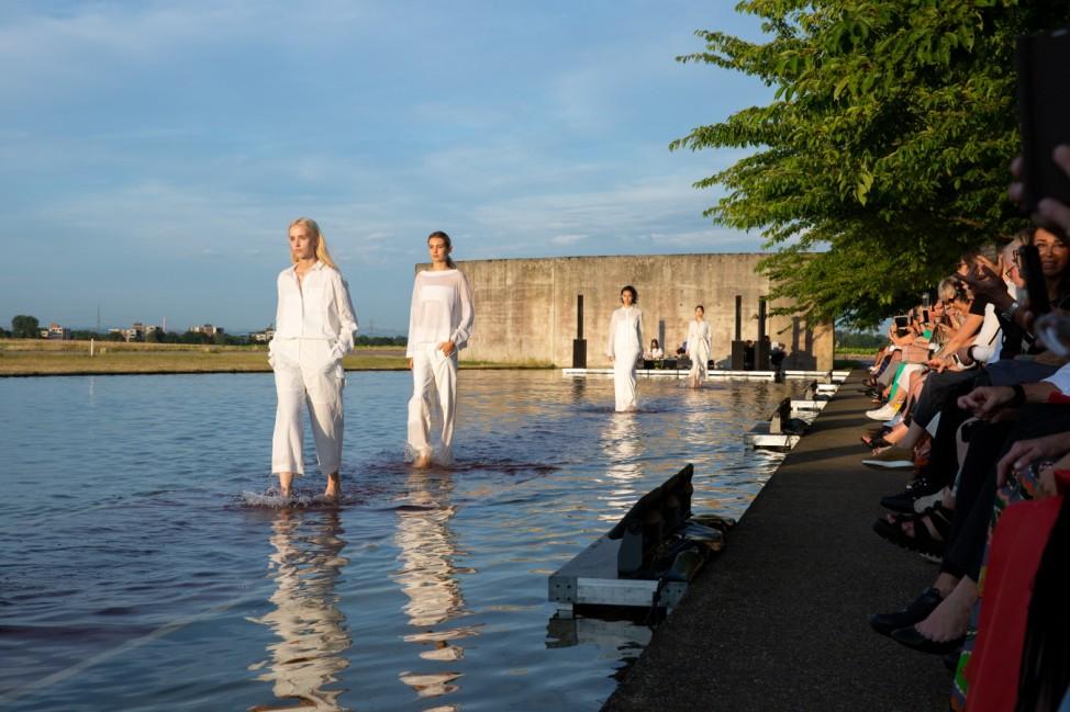 ***BESTPIX*** Runway - Annette Goertz Fashion Show Spring-Summer 2020