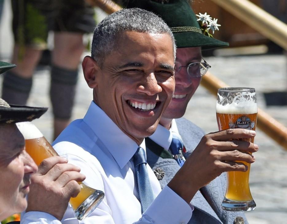 Barack Obama kommt zu Gründer-Treffen nach München