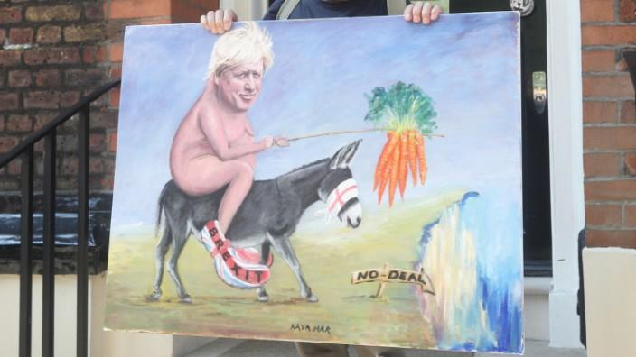 Rennen um Tory-Parteivorsitz in Großbritannien