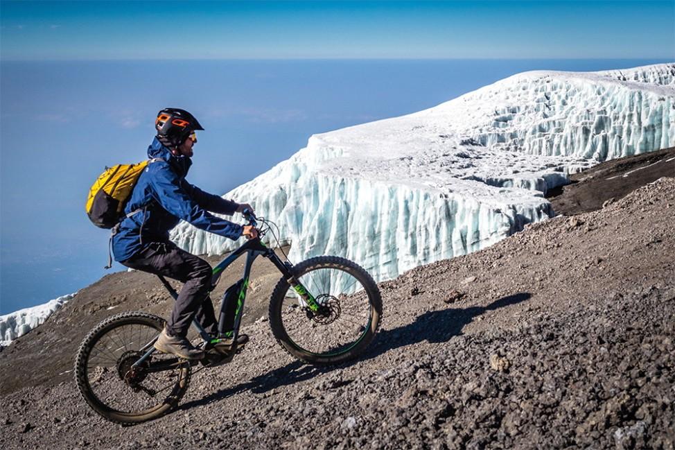 Kibo Kilimandscharo Tansania Afrika