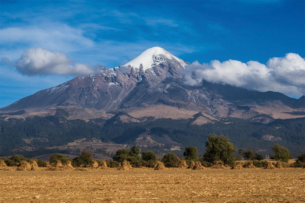 Pico de Orizaba, Mexiko, Volcanic Seven Summits, Vulkane
