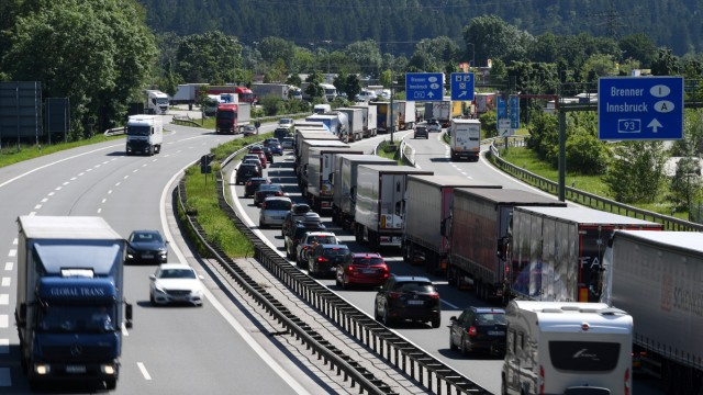 """EU missbilligt Tiroler Blockabfertigung als ´unverhältnismäßig"""""""