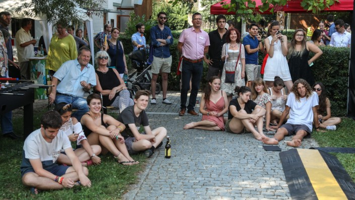 20 Jahre Max Mannheimer Haus
