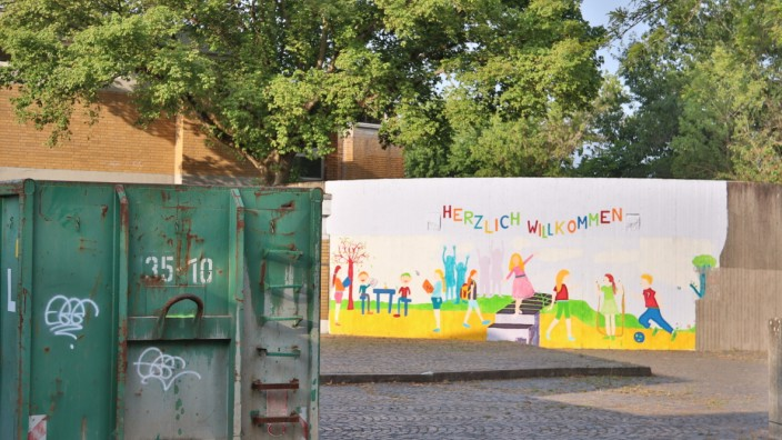 Friedrich-Ebert-Schule in Mannheim-Waldhof