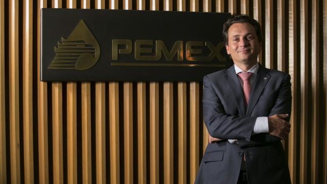 Pemex CEO Emilio Lozoya Interview