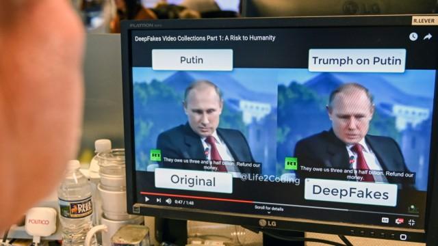 Deep Fake Putin