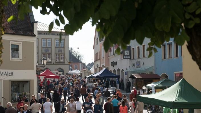 Verkaufsoffener Sonntag In Moosburg Da Ist Was Los In Der Stadt Freising Sz De