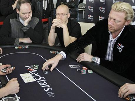 Boris lange Fahrt ins Glück, Boris lange Fahrt ins Glück, Hochzeit, Lilly Kerssenberg, Poker; Foto: AP