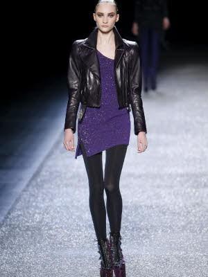 Model; Laufsteg; mager; Paris; dpa