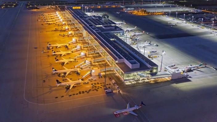 Flughafen München: Am Münchner Flughafen wird es einen Personalwechsel geben.