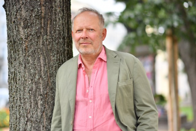 Axel Milberg ZDF Empfang Get together 36 Filmfest München Hugo´s München 03 Juli 2018