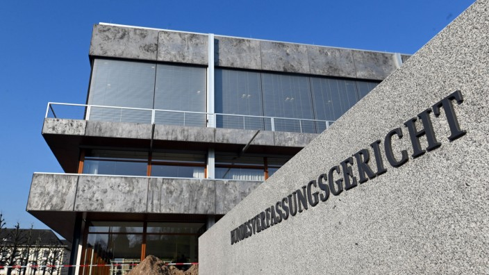 AfD scheitert mit Klage in Karlsruhe