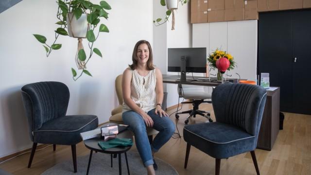 Gloria Seibert, Gründerin und Geschäftsführerin Temedica