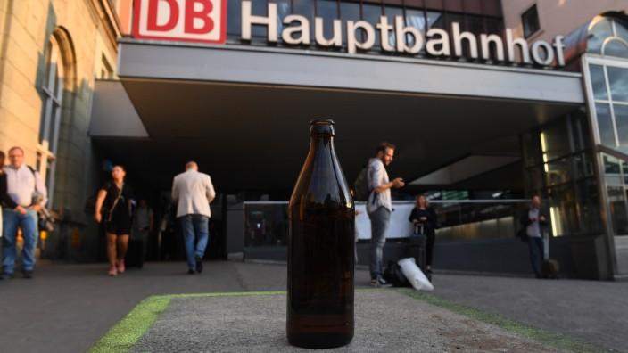 Alkoholverbot am Münchner Hauptbahnhof jetzt ganztägig in Kraft