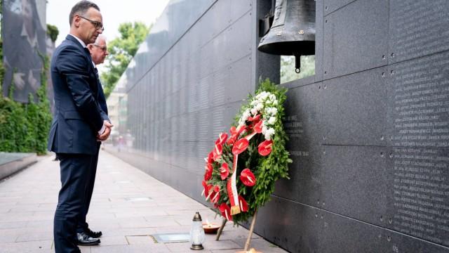 75. Jahrestag des Warschauer Aufstands