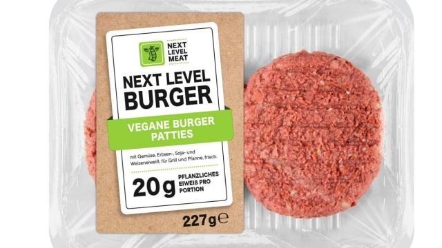 Vegan für alle: Lidl bringt fleischlosen 'Next Level Burger'