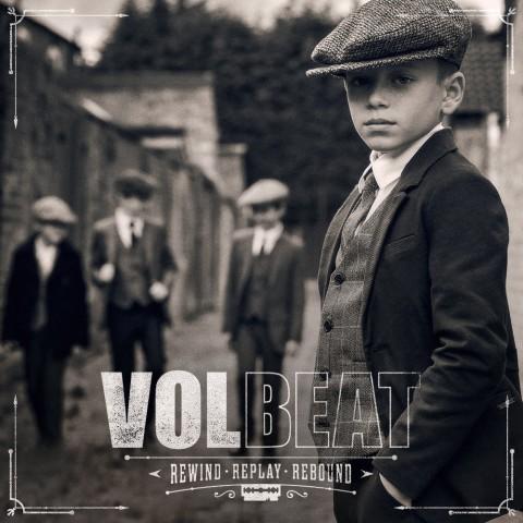 Volbeat - 'Rewind, Replay, Rebound'
