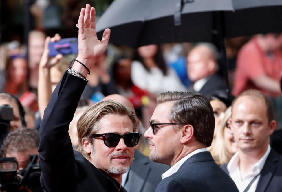 Premiere of Quentin Tarantino's 'Once Upon A time In Hollywood', in Berlin