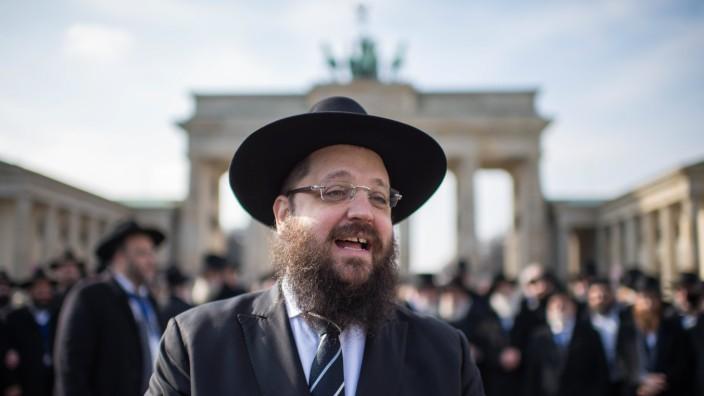 Berlin Europaeische Rabbinerkonferenz Europaeische Rabbinerkonferenz in Berlin Vom 29 Februar bis