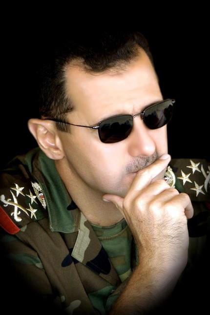 Der syrische Präsident Baschar al-Assad