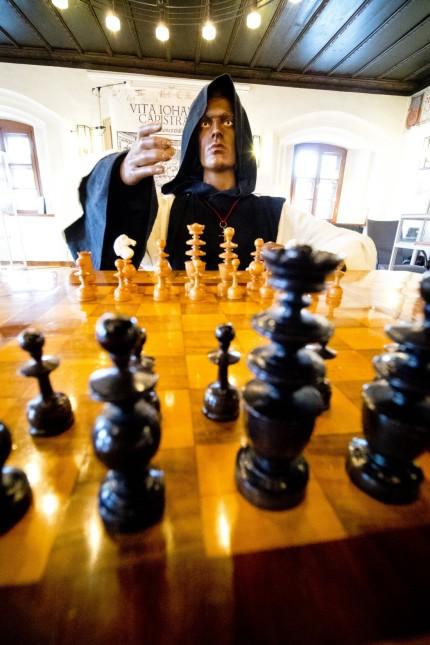 Schach und Religion EBE Rathaus