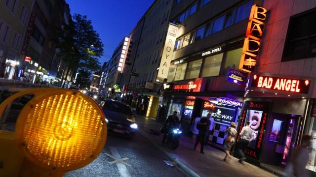 Rotlichtviertel münchen Amsterdam Live