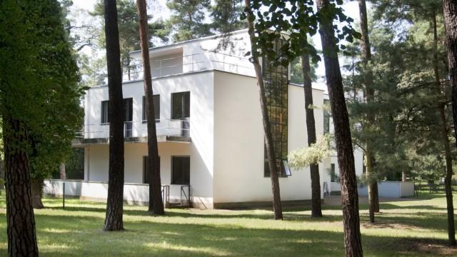 """Meisterhaus Muche/Schlemmer (1925âÄ""""26), Architekt Walter Gropius"""