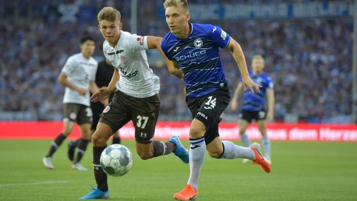 DSC Arminia Bielefeld v FC St. Pauli - Second Bundesliga
