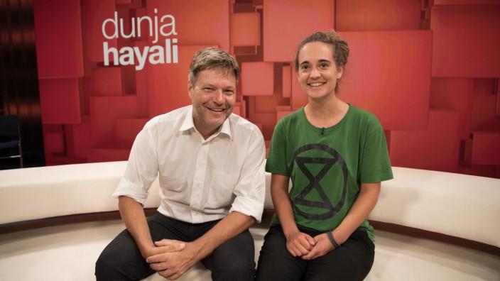Sendung Dunja Hayali