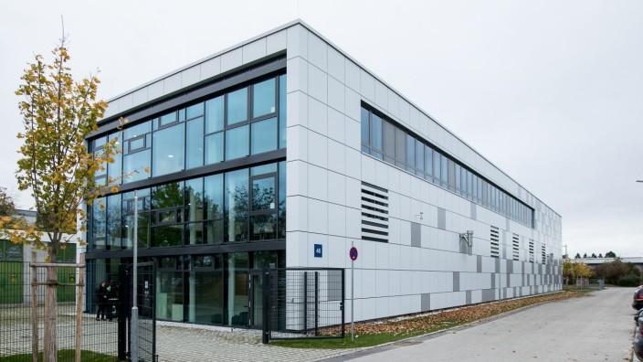 """Helmholtz-Zentrum München eröffnet """"Bio Repository"""", 2018"""