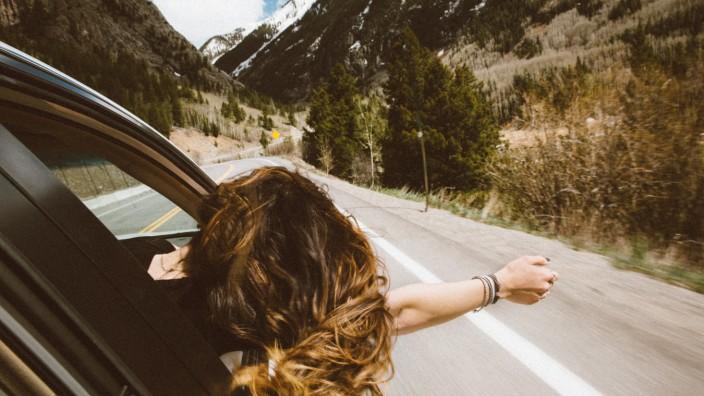 Ferien Urlaub Roadtrip