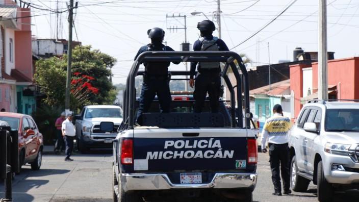 Mindestens 19 Leichen in mexikanischer Stadt entdeckt