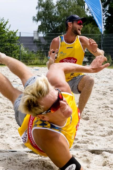 BVV Beach Masters im Klosterhof Ebersberg, 2019