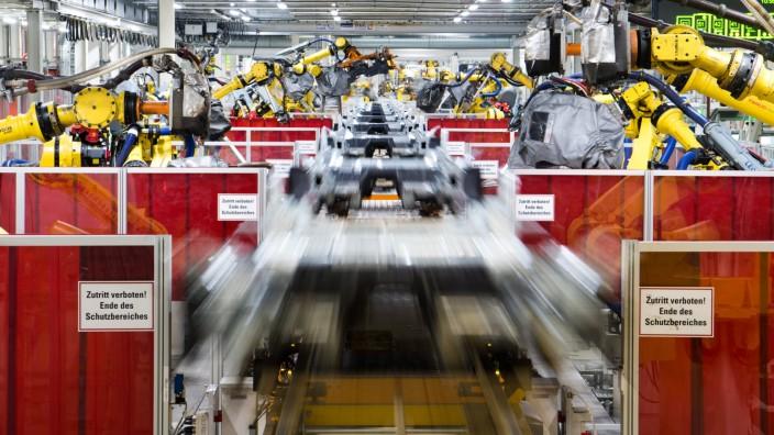 OECD: Viele Jobs in Deutschland von Automatisierung bedroht