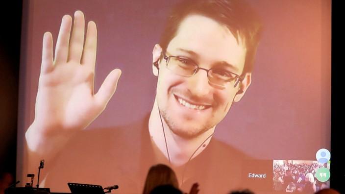 NSA-Enthüller Snowden veröffentlicht Memoiren