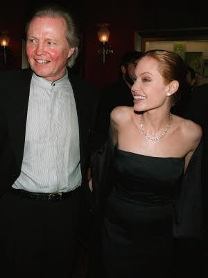 Jon Voight; Angelina Jolie