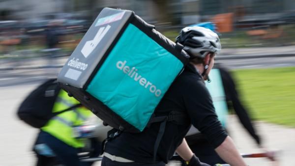 Essenszusteller Deliveroo stellt Deutschland-Geschäft ein