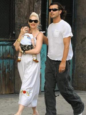 Gavin Rossdale; Gwen Stefani