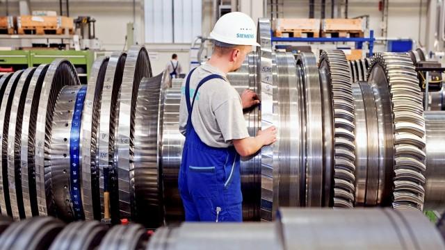 Siemens schickt 19 000 Beschäftigte in Kurzarbeit