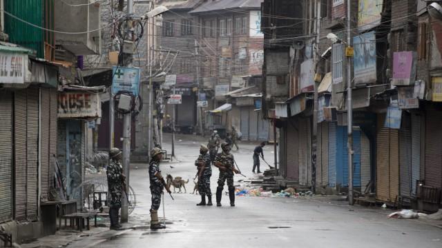 Kaschmirkrise in Indien