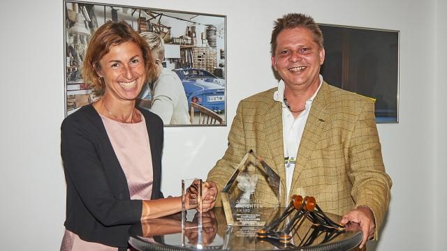 AMC Penzberg Enlighten Award