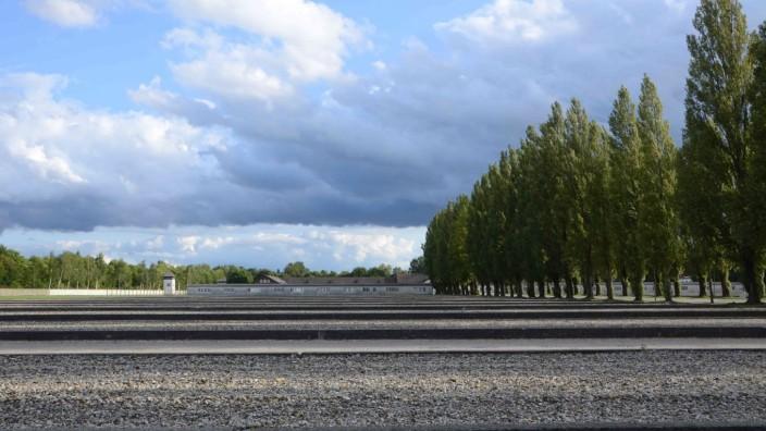 Nachkommen von NS-Tätern: Das Gelände der KZ-Gedenkstätte Dachau.