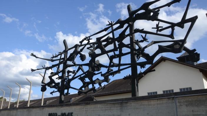 Erinnerungskultur: Das Mahnmal an der KZ-Gedenkstätte Dachau.