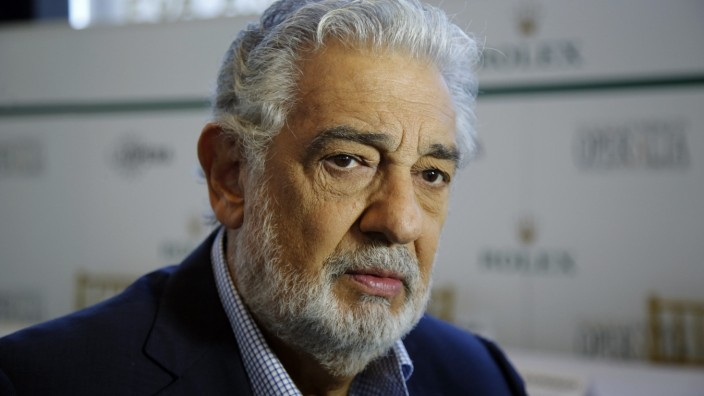 Placido Domingo Metoo