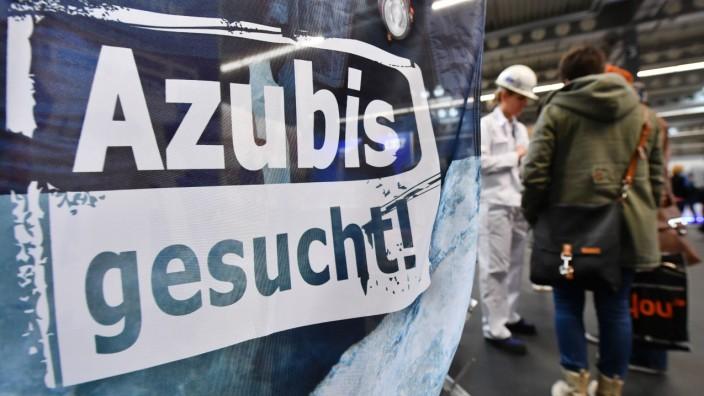 Handwerk sucht Azubis